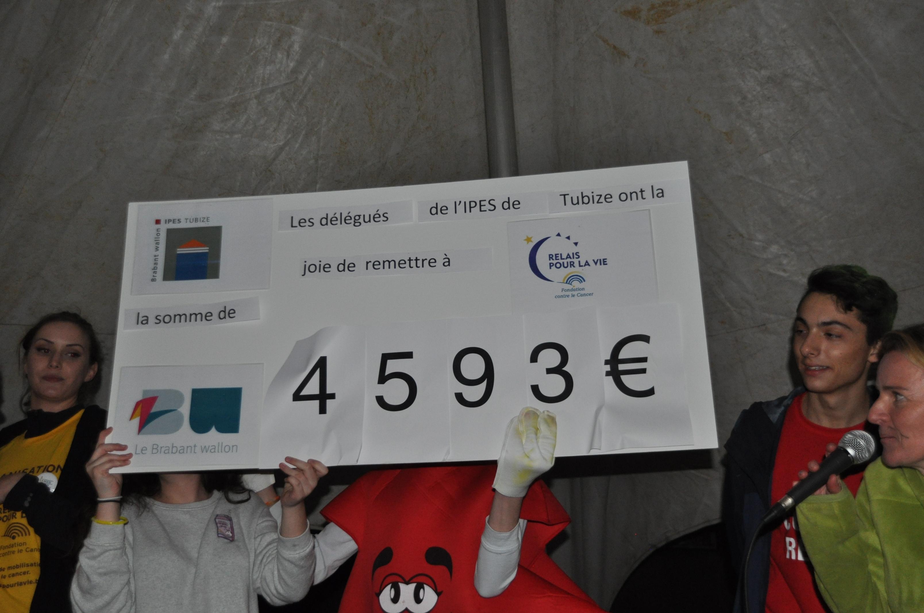 Ipes Journée portes ouvertes 2016 Course Relais Projet délégués 2016
